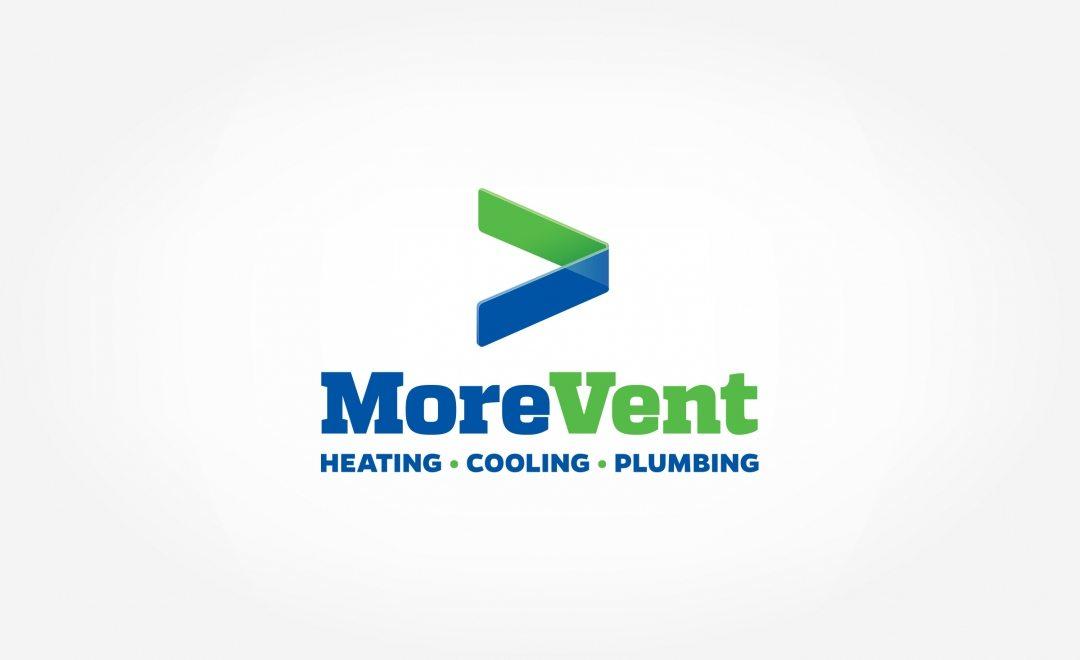 Logo for a HVAC company in Pennsylvania.